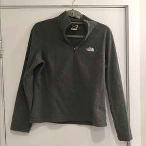North Face TKA 100 Pullover 1/4 zip